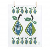 Tea Towel &#8211; Pear
